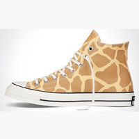 """""""Converse"""" Fashion Canvas Flats Sneakers Sport Shoes High tops Zebra"""