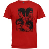 Bruce Lee - Collage T-Shirt