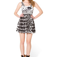 The Wicked Witch Of The West Scoop Skater Dress