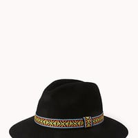 Out West Wide-Brim Fedora