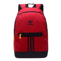 """Adidas"" Casual Backpack Travel Shoulder Laptop Bag College Bag"