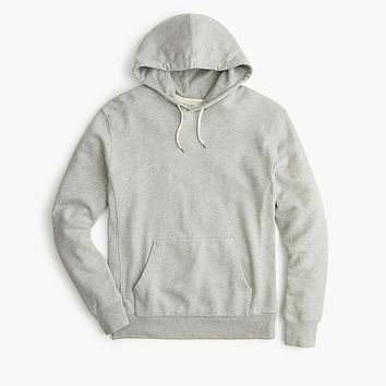 Men's French Terry Pullover Hoodie - Men's Knits   J.Crew