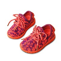 Children Kids Shoes 2016 New Baby Boys Girls Casual Shoes Yeezy Sneaker Comfortable an