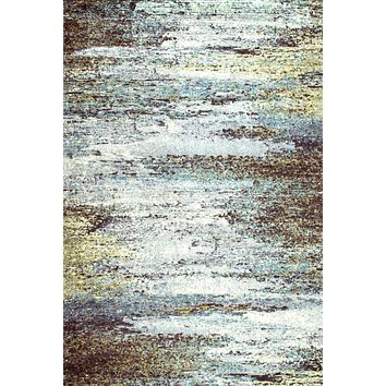 nuLoom Monet Abstract Area Rug