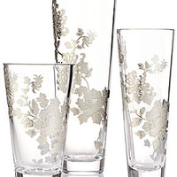 Marchesa by Lenox Vases, Painted Camellia Collection - Bowls & Vases - for the home - Macy's