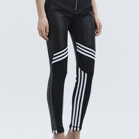 Alexander Wang ADIDAS ORIGINALS BY AW LEATHER PANTS PANTS | Official Site