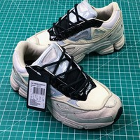 Raf Simons X Adidas Ozweego Iii 3 Spring 2018 Collection Sport Running Shoes - Best Online Sale