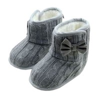 Soft Warm Winter Baby Boots