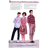 Sixteen Candles Movie Poster 11x17