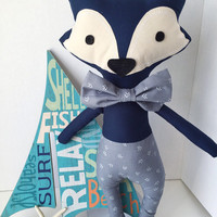 Aspen, The Baby Boy,  A Fox Doll - Beautiful Kids Birthday Gift or Baby Shower Gift