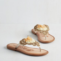 Luxe Double Take Your Time Sandal