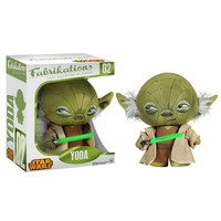 Funko Fabrikations - Star Wars Soft Sculpture - YODA: BBToyStore.com - Toys, Plush, Trading Cards, Action Figures & Games online retail store shop sale