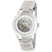 Kenneth Cole Women's 'Automatics' Silver Stainless Steel Automatic Watch