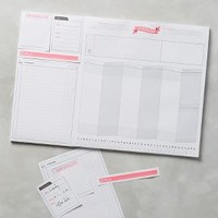 Le Manager Desk Pad by Papier Tigre Multi One Size Office