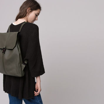 WATERPROOF BACKPACK - NEW PRODUCTS - NEW PRODUCTS - PULL&BEAR Slovenia