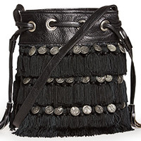 DailyLook: Stela 9 Katari Coin Bucket Bag