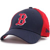 Boston Red Sox Hidden Element Meshback Youth Cap