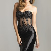 NightMoves by Allure 6611 Dress