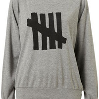 Tally Raglan by Illustrated People** - Sale - Sale & Offers - Topshop