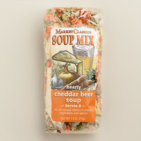 MC Beer and Cheddar Soup, Set of 2 - World Market
