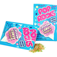 Pop Rocks Candy Packs - Cotton Candy: 24-Piece Box