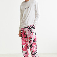 Rothco Camo Cargo BDU Pant   Urban Outfitters