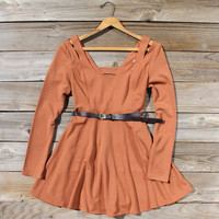 Fall Shadows Dress