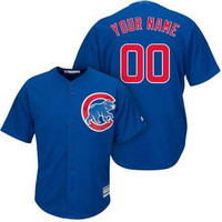 Baseball jersey Chicago Cubs Custom jersey Personalized jersey any name ,any number ,name number Stitched