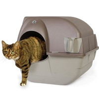 Scoop Free Litter box
