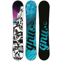 Gnu B-Pro C3 BTX 2013/2014 Snow Snowboards Womens at 7TWENTY Boardshop, Inc
