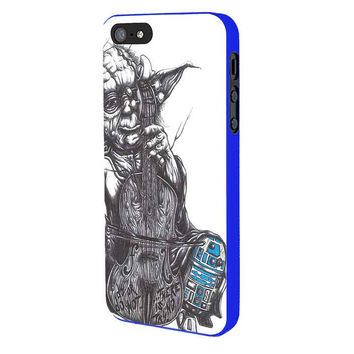 Yoda iPhone 5 Case Available for iPhone 5 iPhone 5s iPhone 5c iPhone 4/4s