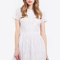 Linda Lace Dress