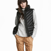 Lightweight Down Vest - from H&M
