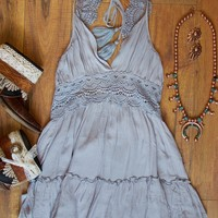 The Baby Blues Dress