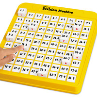 Division Machine at Lakeshore Learning