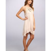 Free People Star Lace Dress Sand - Zappos.com Free Shipping BOTH Ways