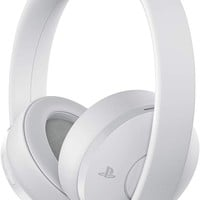 Sony Interactive Entertainment Gold Wls Headset White - PlayStation 4 Open Box