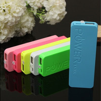 5600mah USB Power Bank Portable External Battery Backup Charger For iPhone mobile Phone Universal Charger