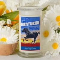 Greetings From Kentucky - Greetings From Candles