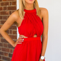Hearts on Fire Playsuit
