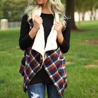 A Friend In Flannel Vest