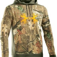 Under Armour® Charged Cotton® Camo Antler Hoodie : Cabela's