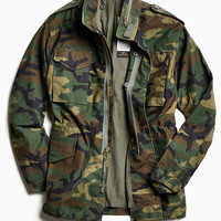 Alpha Industries M-65 Field Jacket - Urban Outfitters