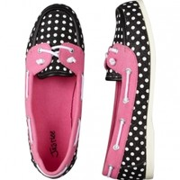 Polka Dot Boat Shoes | Girls Casual Shoes Shoes | Shop Justice