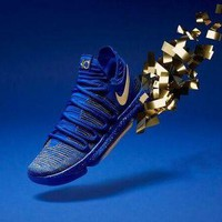 """ONETOW Nike KD 10 """"Finals�Basketball shoes"""