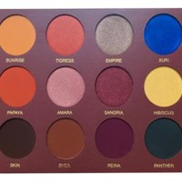 The Xuri Eyeshadow Palette Paleta 12 cieni do powiek