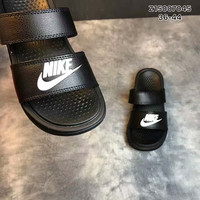 NIKE BENASSL DUO DUTRA Casual Fashion Women Man Sandal Slipper Shoes black H-PSXY