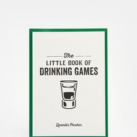 The Little Book of Drinking Games at asos.com