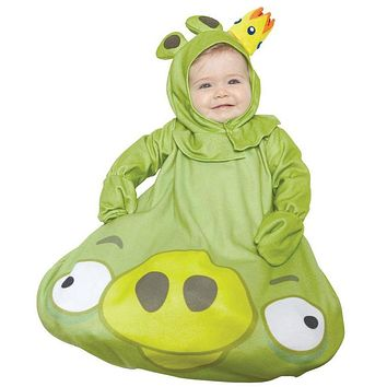 King Pig infant Costume - Angry Birds