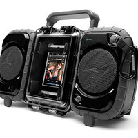 Floating Boombox  @ Sharper Image